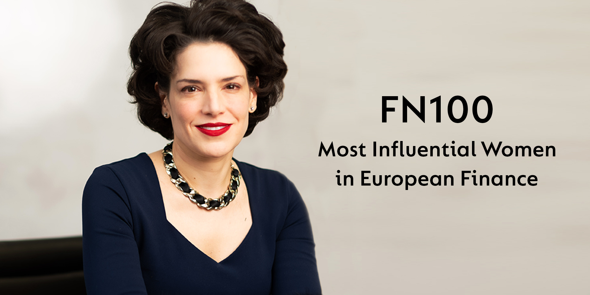 Joanna Nader, Group Head of Strategy, TP ICAP, was listed in the FN100 Most Influential Women in European Finance 2020